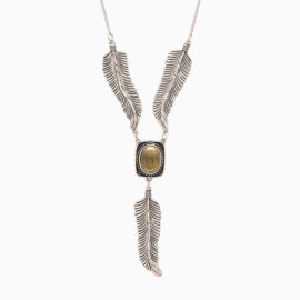 Raven-Feather-Necklace