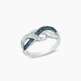 Enhanced-Blue-and-White-Diamond-Double-Infinity-Ring-in-Sterling-Silver-Size-7